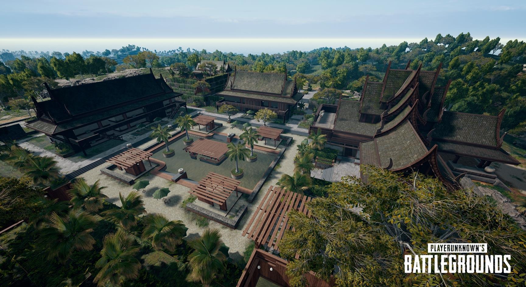pubg xbox one update savage map