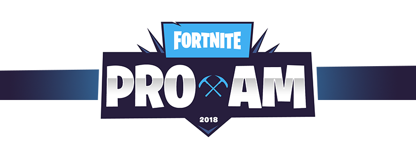 as promised fortnite is coming to e3 2018 in a big way and epic games has revealed all - fortnite streamers logos