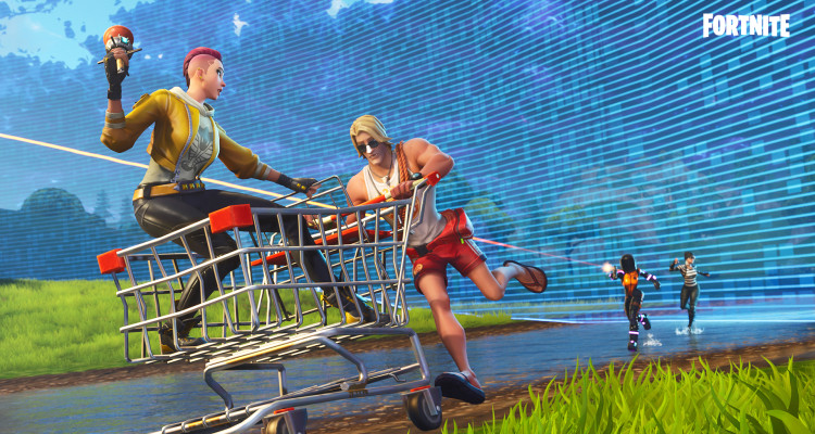 Epic Working On Fortnite Matchmaking Changes To Stop Mouse And