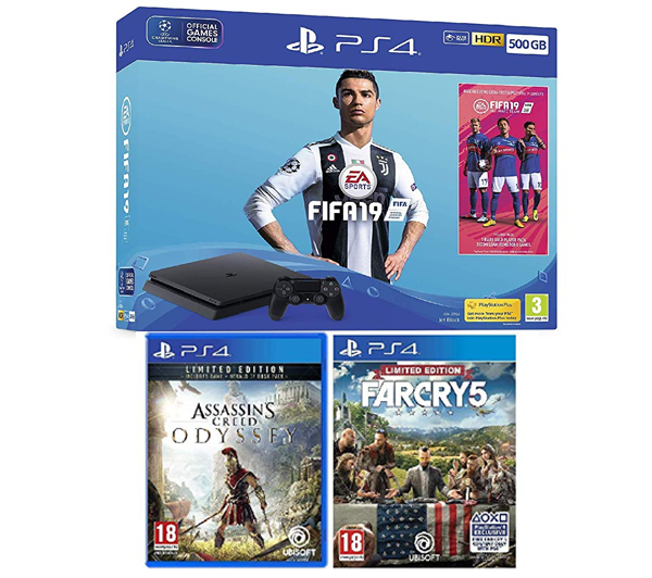 1a3479535 Welcome to our roundup of the best PS4 Black Friday deals on cheap console  bundles and games.