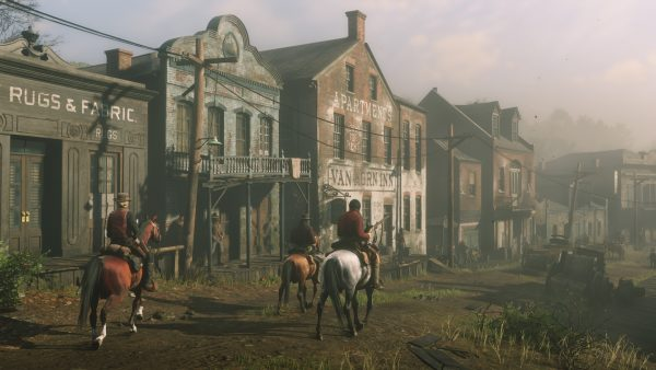 red dead redemption 2 online posse