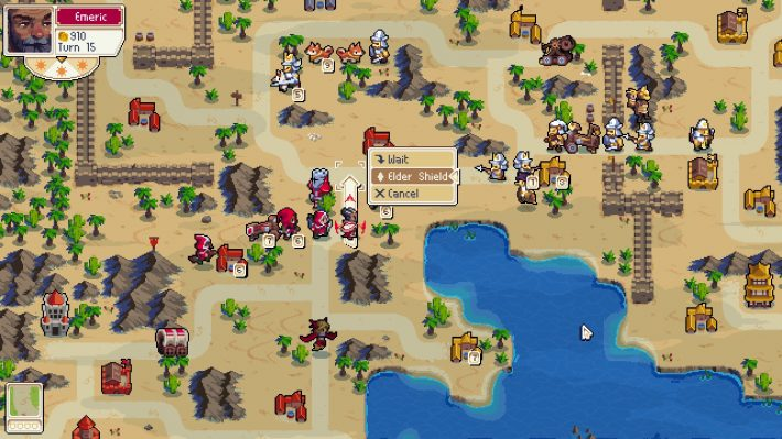Take to the Turn-Based Battlefields with Wargroove on February 1 ...